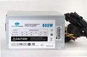 Блок питания 600W PowerCool ATX PC600-120-APFC-80P-O 120mm / APFC 80+ <PC6